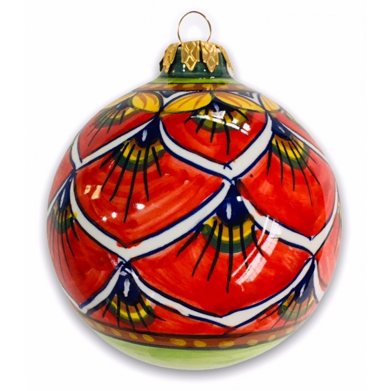 OR-07 ORNAMENTS - RED