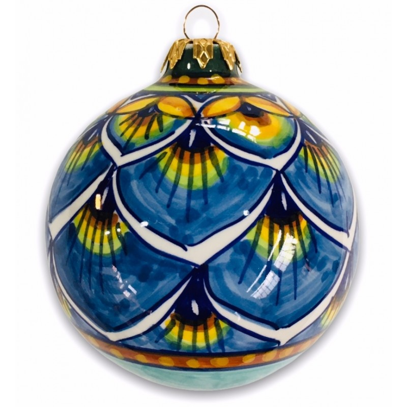OR-02 ORNAMENTS - BLUE