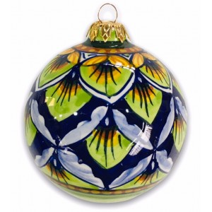 OR-04 ORNAMENTS - BLUE-GREEN
