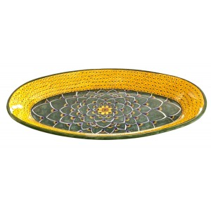 DEB-52 Large Oval Tray