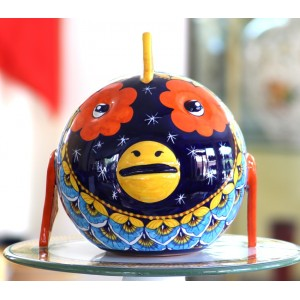 "FB01-FISH-BALL 9""x10"" (23x25cm)"