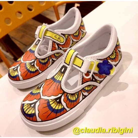 CLAUDIA SNEAKERS CS1