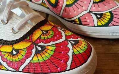 Claudia's Sneakers