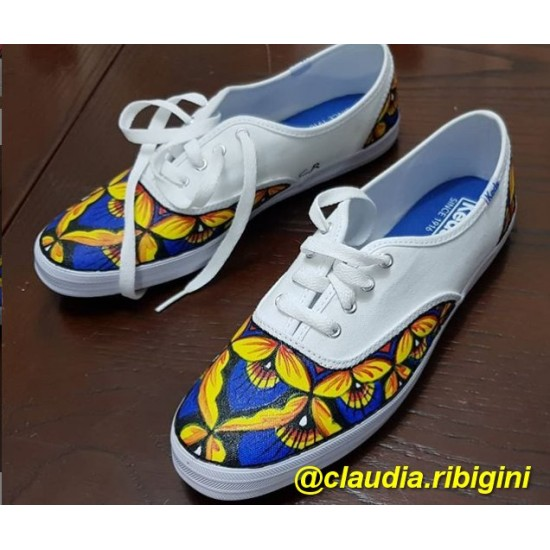 CLAUDIA SNEAKERS CS3