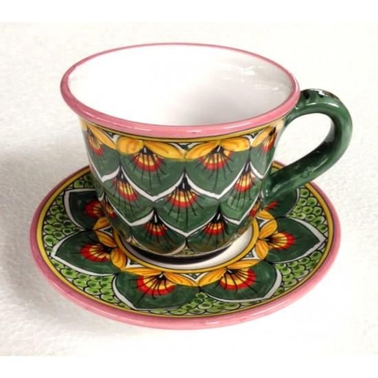 CS01 Tea Cup & Saucer