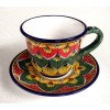 CS02 Tea Cup & Saucer
