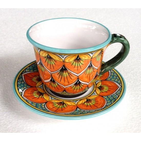 CS03 Tea Cup & Saucer