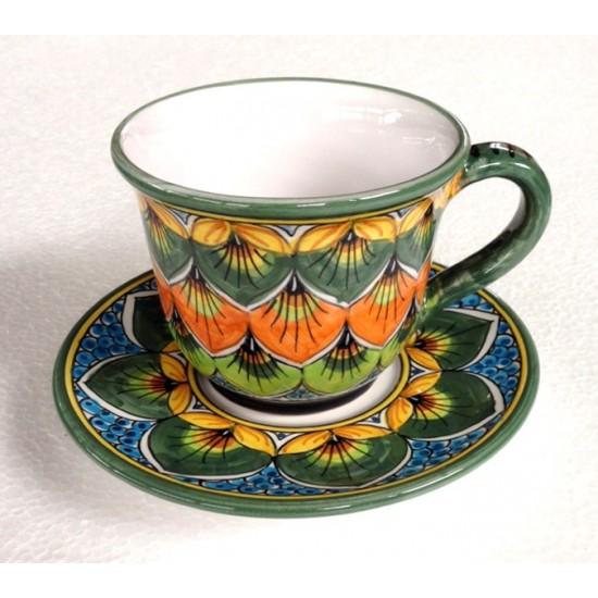 CS04 Tea Cup & Saucer