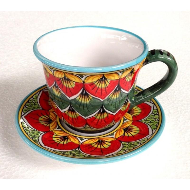 CS05 Tea Cup & Saucer