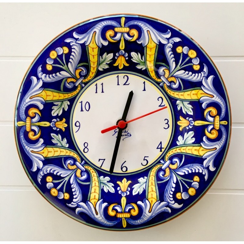 WLC-08 Wall Clock 10in (25cm) Claudia Design