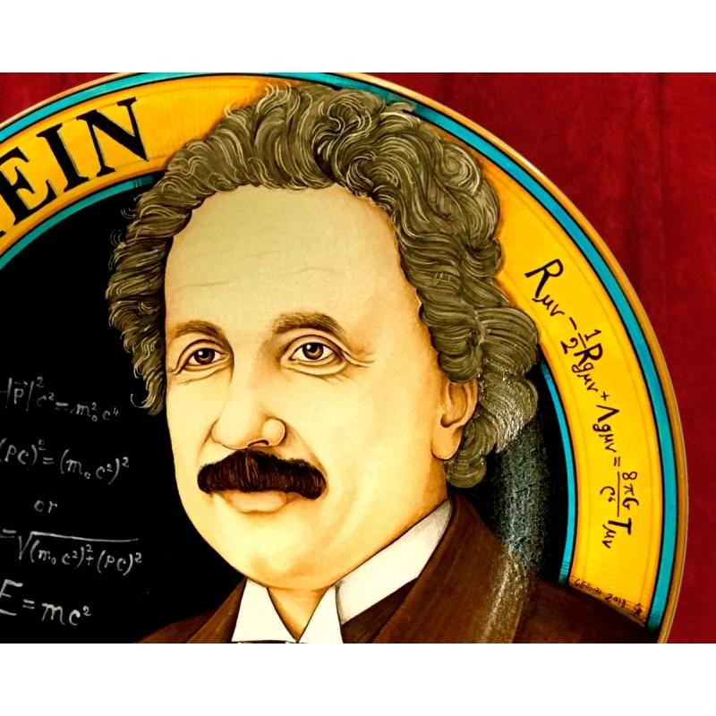"""EINSTEIN - Wall Plate 50cm - 19.5"""""""