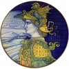 """Guerriero - Wall Plate 50cm 19,5"""""""