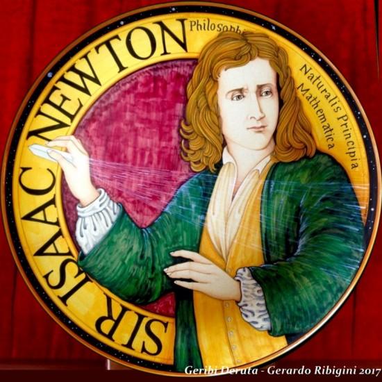 "NEWTON - Wall Plate 50cm - 19.5"""