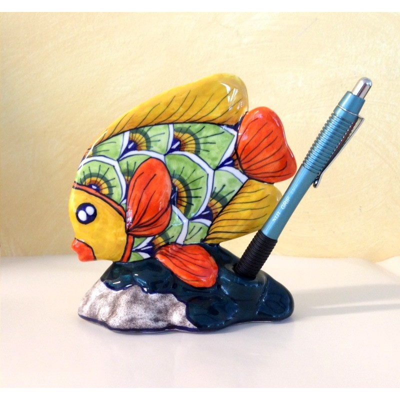 Fish-PH-02-5.5inch-Pen-Holder