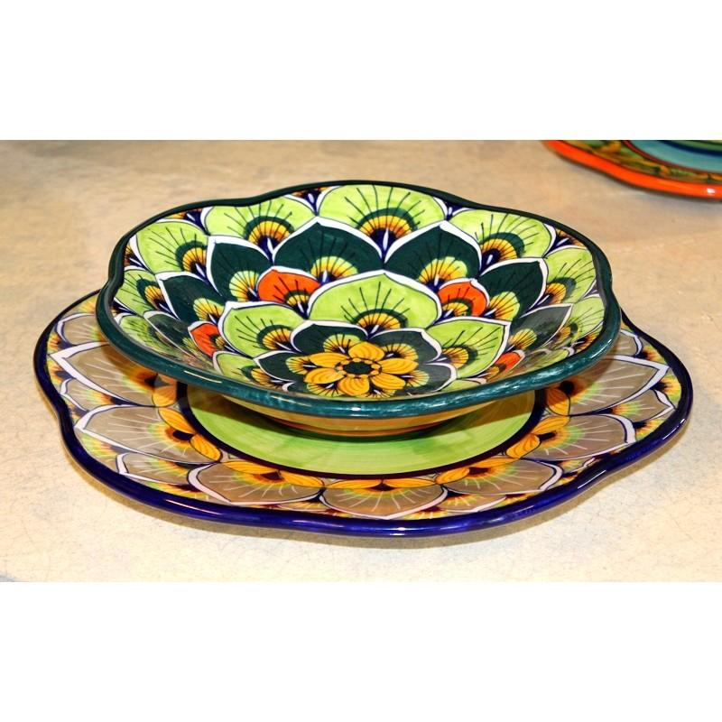 Daisy Plates