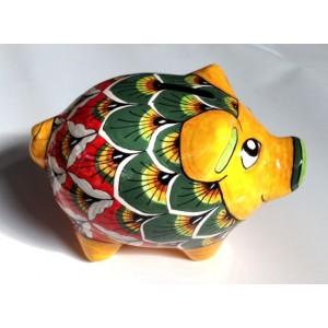 """PIG-17-BANK-5"""" (13cm high)"""