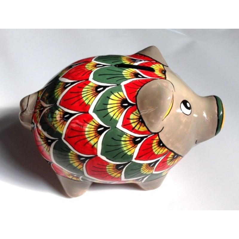 """PIG-20-BANK-5"""" (13cm high)"""