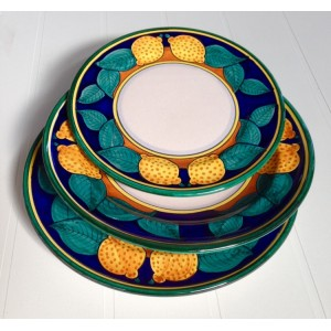 Lemon Place setting - AVAILABLE