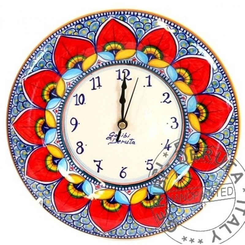 WLC-02 Wall Clock 10in