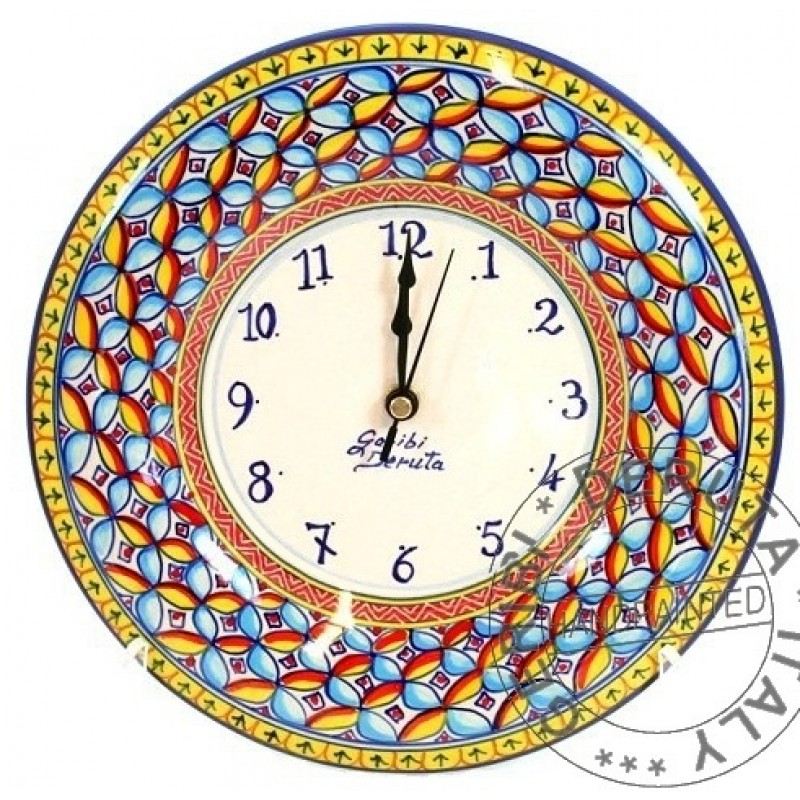 WLC-03 Wall Clock 10in