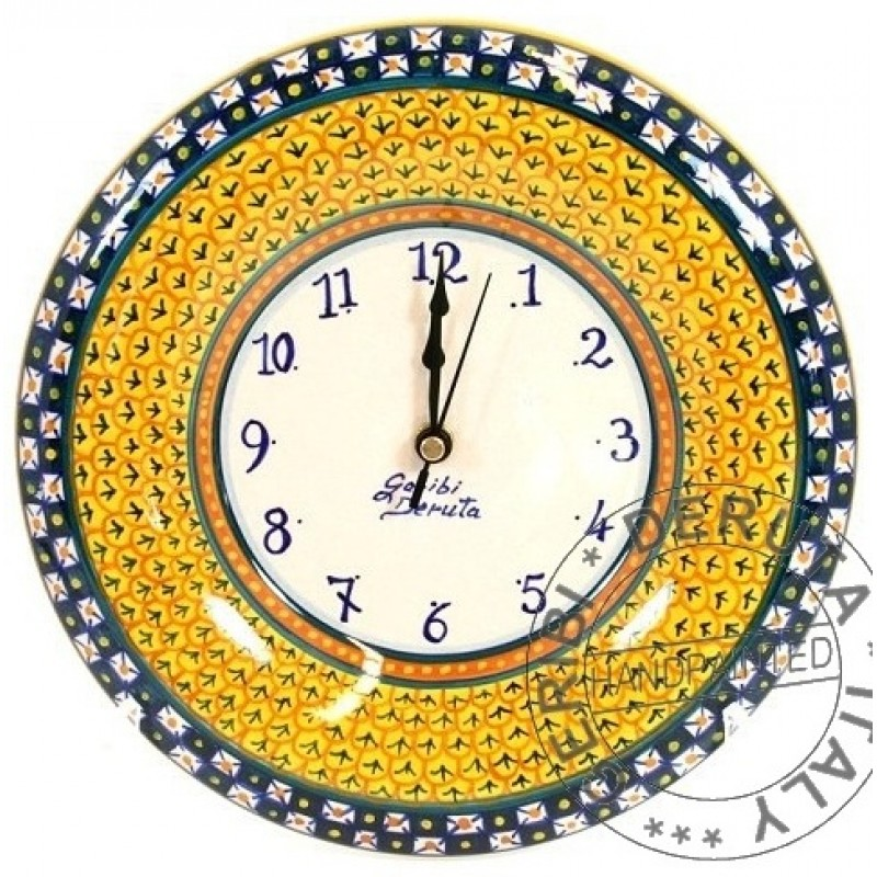 WLC-05 Wall Clock 10in