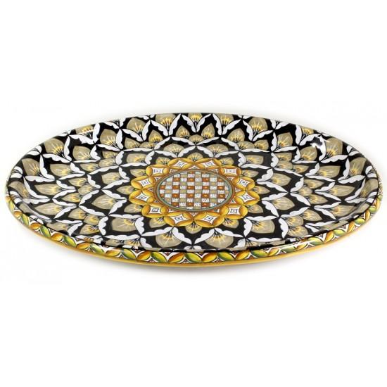 52025 Oval Platter
