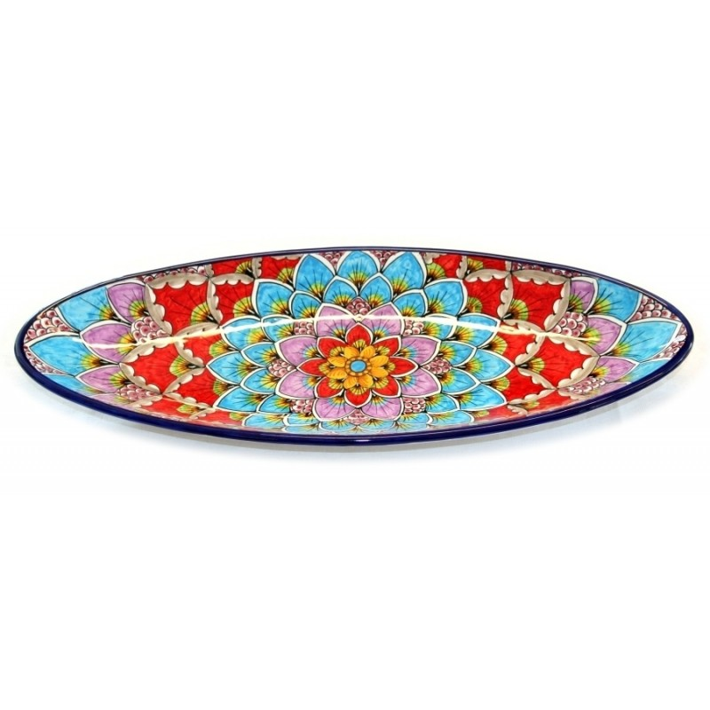 FHP-206 Fish Platter 54cm