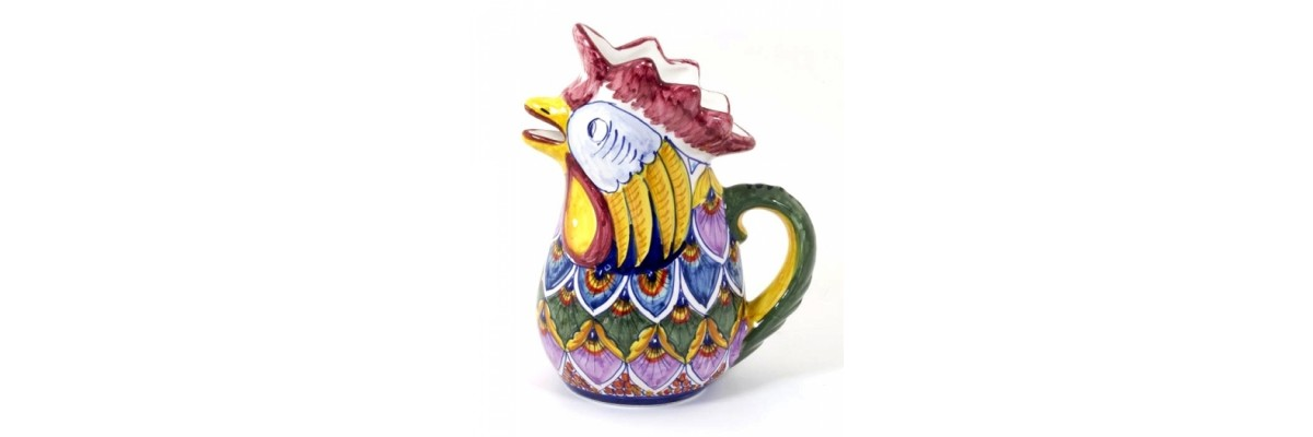 ROOSTER JUGS ONE LITER