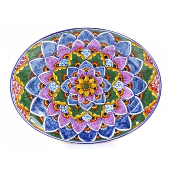 50010 Oval Platter