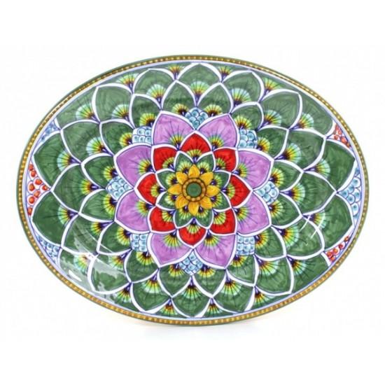 50012 Oval Platter