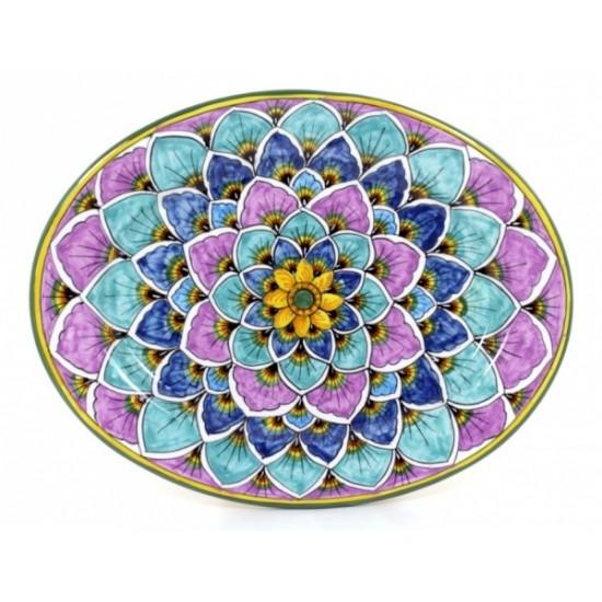 50013 Oval Platter