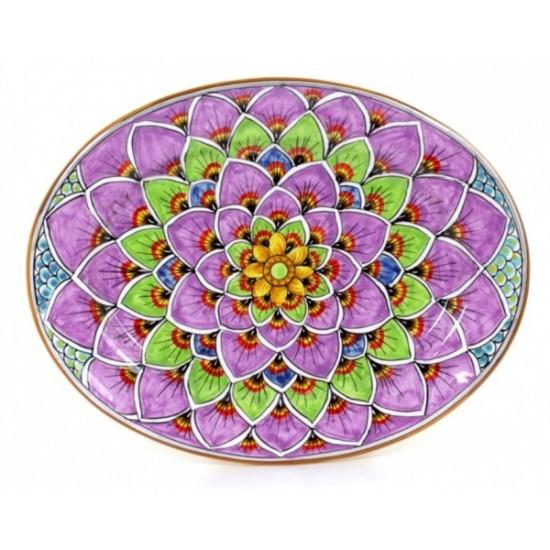50014 Oval Platter